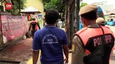 VIDEO: Anggota Satgas Covid-19 Terjaring Razia Masker