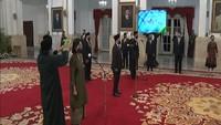 VIDEO: Presiden Lantik 3 Dewas Lembaga Pengelola Investasi