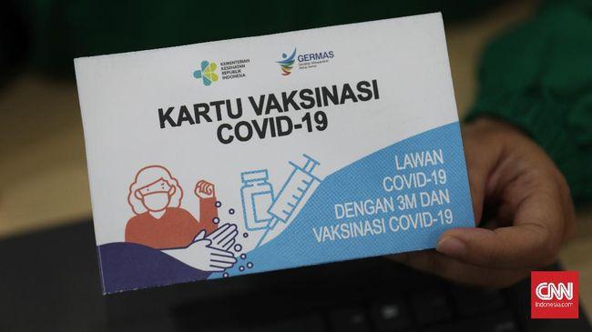 Sejumlah mal akan memberlakukan sertifikat vaksin sebagai syarat masuk bagi seluruh pengunjung agar meminimalisir potensi penularan di dalam mal.