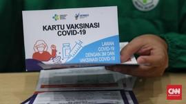 Satgas Sebut Kartu Vaksin Jadi Syarat Perjalanan di Jawa-Bali