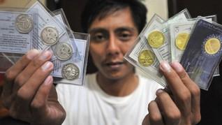 Pakai Dinar-Dirham, Pasar Muamalah di Sumut Tutup Sementara