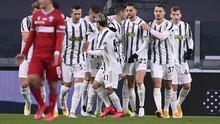Hasil Coppa Italia: Juventus vs Inter di Semifinal
