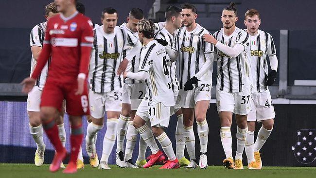 Berikut siaran langsung duel Porto vs Juventus di leg pertama 16 besar Liga Champions, Kamis (18/2) dini hari waktu Indonesia.