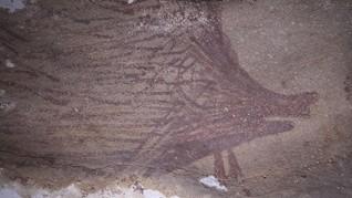 Cara Arkeolog Hitung Umur Lukisan Gua 45 Ribu Tahun