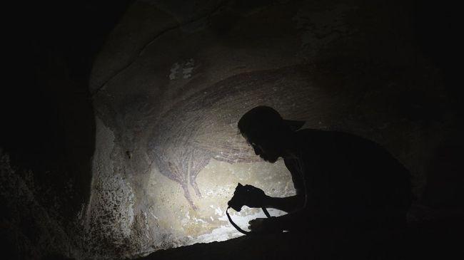 (Maxime Aubert, Pusat Penelitian Arkeologi Nasional/Arkanas)