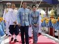 Sepak Terjang Sineenat, Selir Raja hingga Jadi Ratu Thailand