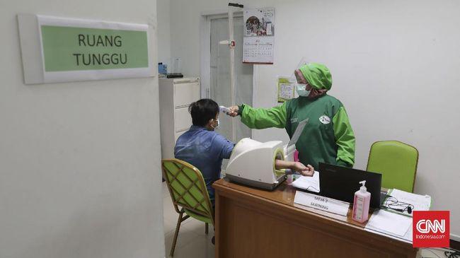 Para tenaga kesehatan mempertanyakan kepekaan pemerintah atas perjuangan mereka di tengah pandemi Covid-19.