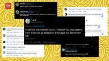 VIDEO: Doa Warganet untuk Nunuk Nuraini Indomie