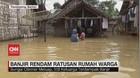 VIDEO: Banjir Rendam Ratusan Rumah Warga di Pandeglang