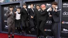 Kebahagiaan BTS Tampil Full Member dalam MTV Unplugged