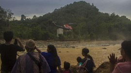 Said Aqil Singgung Nafsu Menambang Berdampak Banjir di Kalsel