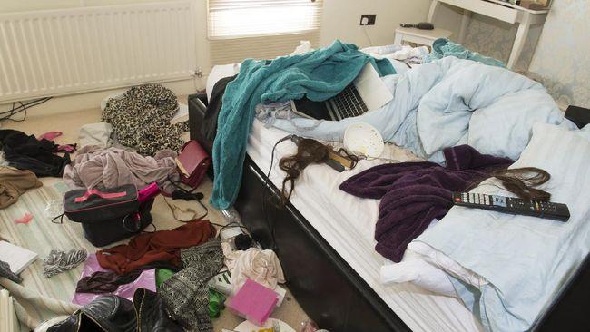 Menurut seorang terapis tinggal di ruang kecil adalah penyebab stres di rumah yang paling umum karena penuh dengan keterbatasan. Berikut cara mengatasinya.