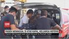 VIDEO: Pasien Meninggal di Atas Kapal, Keluarga Histeris