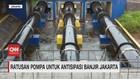 VIDEO: Ratusan Pompa untuk Antisipasi Banjir Jakarta