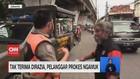VIDEO: Tak Terima Dirazia, Pelanggar Prokes Ngamuk