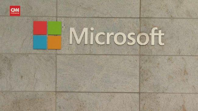 Saham Microsoft jatuh 1,62 persen pada perdagangan Selasa (4/5) waktu AS, usai pengumuman perceraian Bill Gates dengan Melinda.