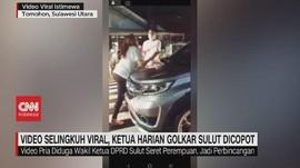 VIDEO: Viral Selingkuh, Ketua Harian Golkar Sulut Dicopot