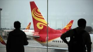CEO HNA Group Ditahan Kepolisian China