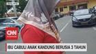 VIDEO: Miris, Ibu Cabuli Anak Kandung Berusia 3 Tahun
