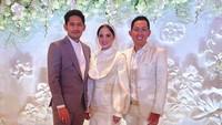 <p>Ririn Ekawati dan Ibnu Jamil akhirnya resmi menikah pada hari ini, Sabtu (30/1/2021). (Foto: Instagram @markonengjtown)</p>