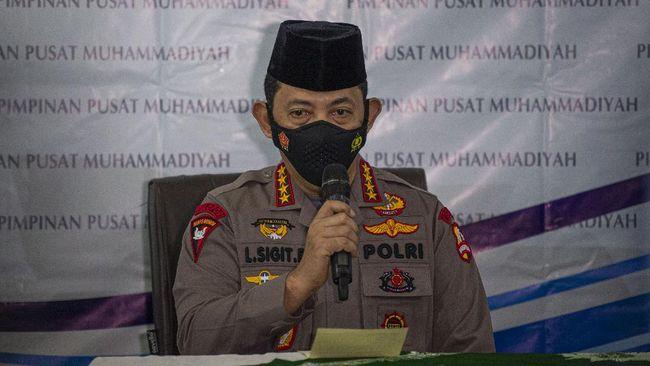 Kabagpenum Polri menyatakan telegram Kapolri terkait kegiatan pemberitaan hanya ditujukan bagi media kehumasan di internal kepolisian saja.