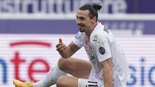 4 Laga Milan Tanpa Ibrahimovic