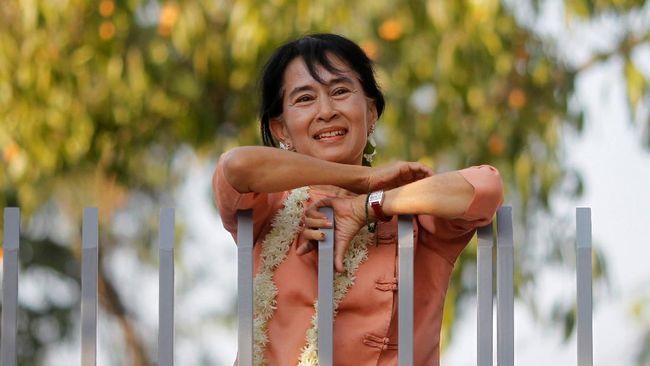 Myanmar larang tim hukum kirim uang ke Suu Kyi hingga menlu baru Israel bersumpah cegah Iran jadi kekuatan nukli, ramaikan berita internasional, Kamis (17/6).