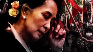 Militer Myanmar Kudeta Suu Kyi