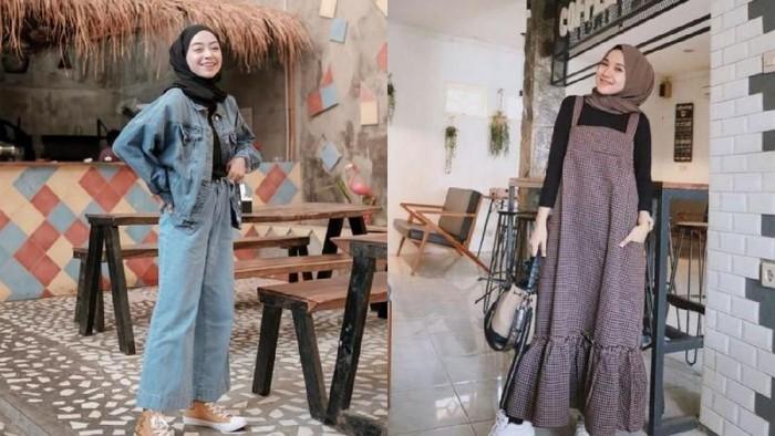 Inspirasi OOTD Hijab Kasual Paling Cocok Buat Mahasiswa