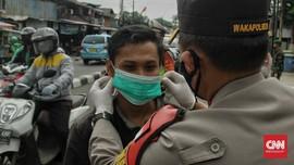 Warga Bali Kalahkan Jakarta Soal Kepatuhan Pakai Masker
