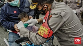 Anies Gandeng TNI-Polri Luncurkan Gerakan Jakarta Bermasker