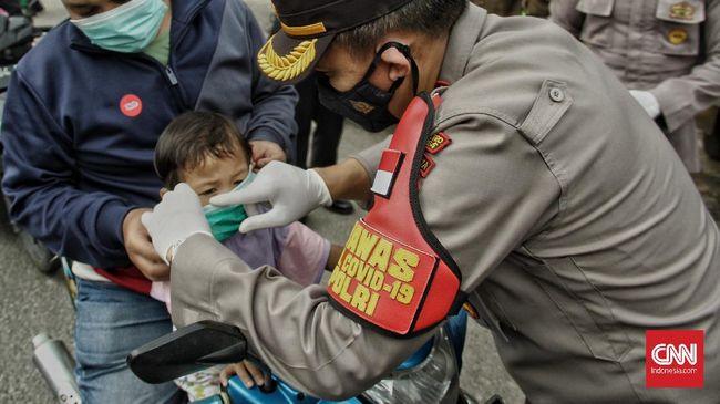 Gerakan `Jakarta Bermasker` diluncurkan kembali dengan melibatkan 413 kampung di DKI untuk mencegah penyebaran Covid-19.