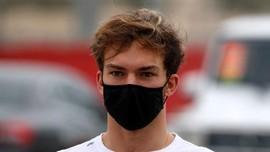 Pembalap F1 Pierre Gasly Positif Covid-19