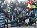 FOTO: Polisi Rusia Tangkap 5.100 Pedemo Pro-Navalny