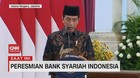 VIDEO: Peresmian Bank Syariah Indonesia