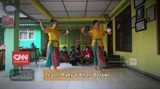 VIDEO: Teater Rakyat Khas Betawi