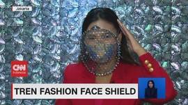 VIDEO: Tren Fashion Face Shield