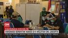 VIDEO: Vaksinasi Serentak Nakes di 5 Wilayah DKI Jakarta