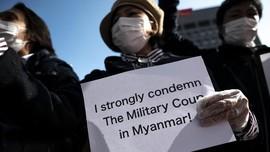 Jepang Ingin Setop Bantu Myanmar hingga Dokumen Khashoggi