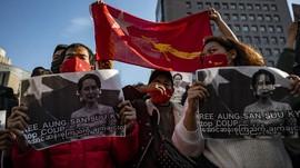Dua Hari Ditunjuk, Diplomat Militer Myanmar di PBB Mundur