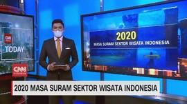 VIDEO: Masa Suram Sektor Wisata Indonesia di 2020