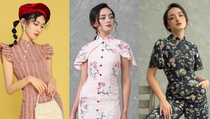 7 Referensi Cheongsam Modern untuk Tampil Classy di Hari Imlek
