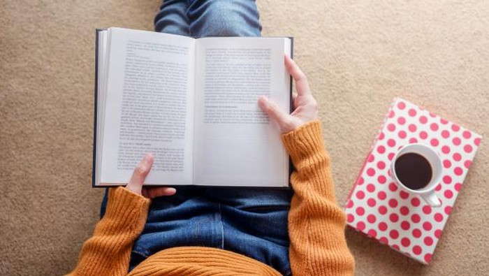 Vitamin Otak, Baca 4 Rekomendasi Buku Terbaik untuk Membangun Kebiasaan Baru!