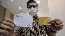 Bank Syariah BUMN Merger, ATM Diganti Bertahap Tahun Ini