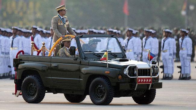 Rusia menegaskan bahwa mereka akan terus memperkuat sistem pertahanan Myanmar, memasok perangkat keras militer termasuk pesawat tempur untuk junta.