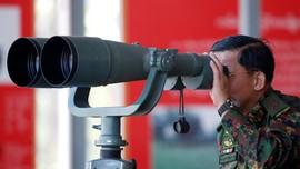 LSM RI Tolak Junta Myanmar hingga Jet Tempur Rusia Cegat AS