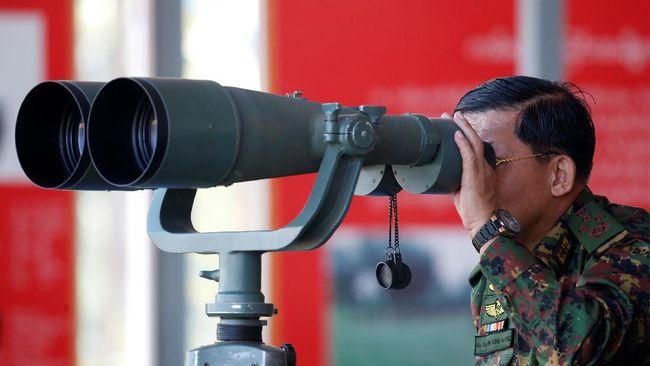 LSM Indonesia tolak kehadiran junta Myanmar di KTT ASEAN Jakarta hingga jet tempur Rusia cegat pesawat patroli AS, ramaikan berita internasional, Selasa (20/4)
