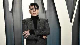 Marilyn Manson Bantah Lakukan Pelecehan Seksual