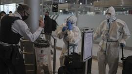 FOTO: Prancis Tutup Kedatangan Pelancong Non Uni Eropa