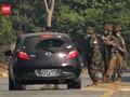 VIDEO: Sehari Usai Kudeta, Jalan di Yangon Dijaga Tentara